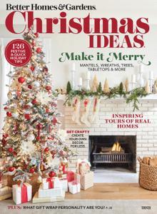 Christmas Ideas - September 2021