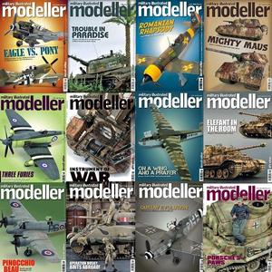 Military Illustrated Modeller - Full Year 2018 Collection