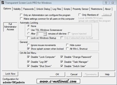 Transparent Screen Lock Pro 6.17