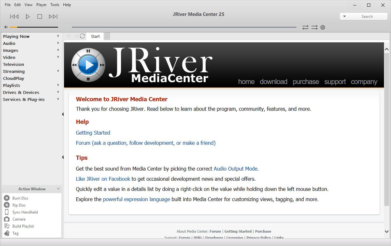 JRiver Media Center 25.0.24 Multilingual