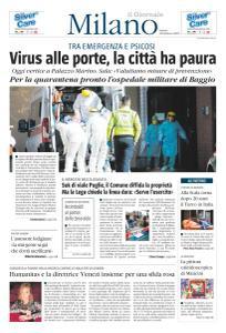 il Giornale Milano - 22 Febbraio 2020