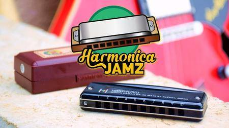 Harmonica Jamz: The Only Course on Jammin' with Friends