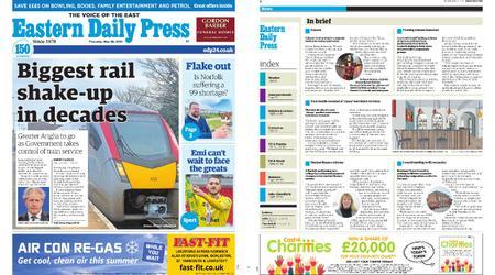 Eastern Daily Press – May 20, 2021