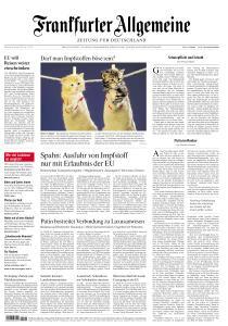 Frankfurter Allgemeine Zeitung - 26 Januar 2021