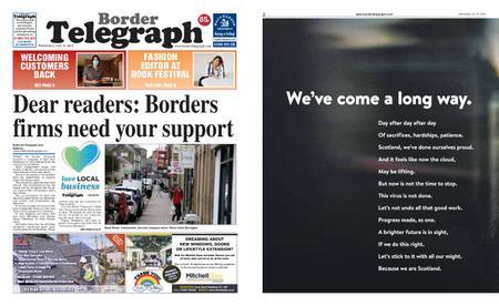 Border Telegraph – July 15, 2020