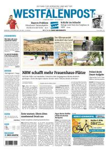 Westfalenpost Wetter - 09. Oktober 2018
