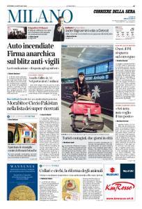 Corriere della Sera Milano – 31 gennaio 2020