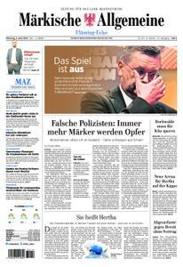 Märkische Allgemeine Fläming Echo - 03. April 2019