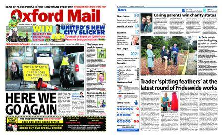 Oxford Mail – January 30, 2018