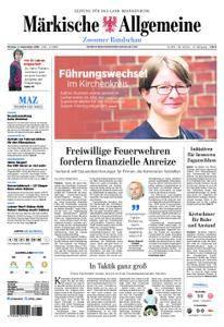 Märkische Allgemeine Zossener Rundschau - 03. September 2018