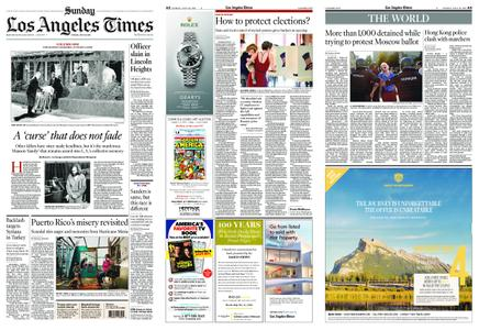 Los Angeles Times – July 28, 2019
