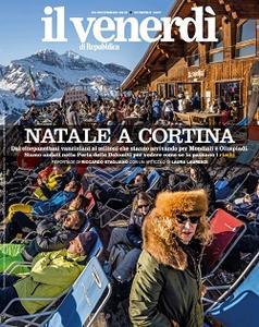 Il Venerdi di Repubblica - 20 Dicembre 2019