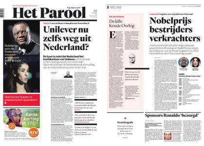 Het Parool – 05 oktober 2018
