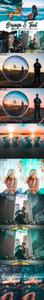 Graphicriver - Orange & Teal Lightroom Presets Vol. 3 25795779