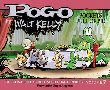 Pogo - The Complete Syndicated Comic Strips v07 - Pockets Full of Pie (2020) (digital) (Son of Ultron-Empire