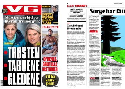VG – 24. april 2019