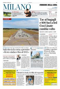 Corriere della Sera Milano – 23 agosto 2019