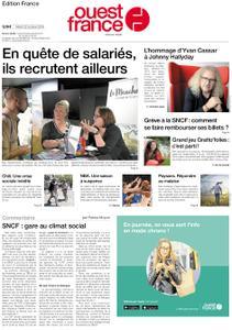 Ouest-France Édition France – 22 octobre 2019