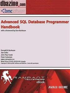 D.K.Burleson, et al, «Advanced SQL Database Programmer Handbook»