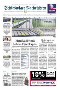 Schleswiger Nachrichten - 22. November 2018