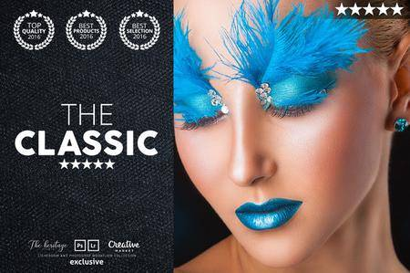 CreativeMarket - The CLASSIC 120 Luxury BUNDLE PACK