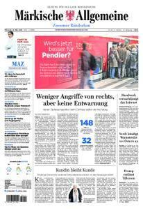 Märkische Allgemeine Zossener Rundschau - 14. März 2018