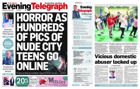 Evening Telegraph First Edition – March 13, 2019