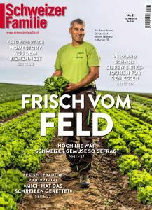 Schweizer Familie - 20 Mai 2020
