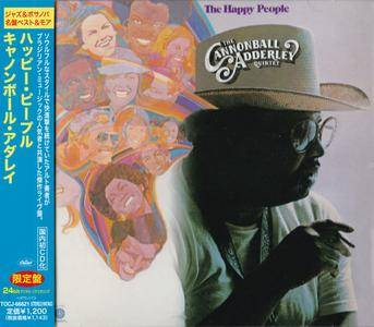 The Cannonball Adderley Quintet - The Happy People (1972) {2013 Japan Jazz & Bossa Nova Best & More Series CD01of8}