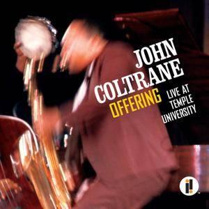John Coltrane - Offering: Live At Temple University (2014) [Official Digital Download 24/96]