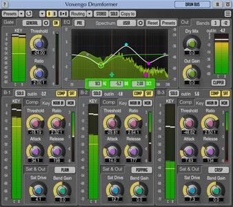 Voxengo Drumformer 1.7