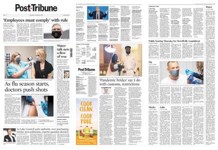 Post-Tribune – October 21, 2020