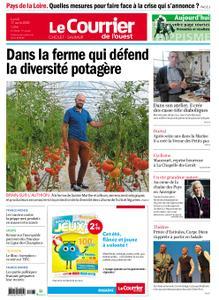 Le Courrier de l'Ouest Cholet – 17 août 2020