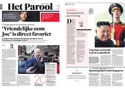 Het Parool – 25 april 2019