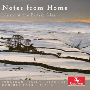 Jonathan Holden & Eun-Hee Park - Notes from Home: Music of the British Isles (2019)