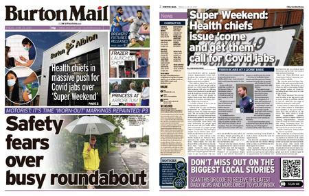 Burton Mail – June 25, 2021
