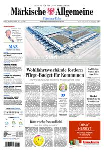 Märkische Allgemeine Fläming Echo - 04. Oktober 2019