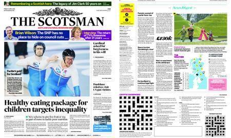 The Scotsman – April 06, 2018