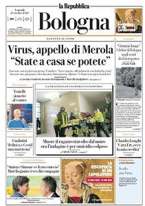 la Repubblica Bologna - 23 Ottobre 2020