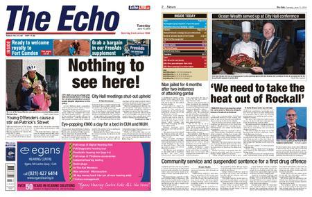 Evening Echo – June 11, 2019