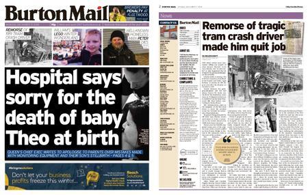 Burton Mail – December 17, 2018