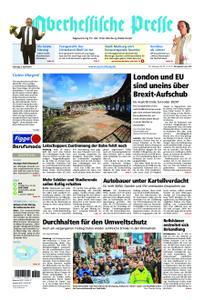 Oberhessische Presse Marburg/Ostkreis - 06. April 2019