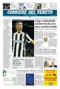 Corriere del Veneto Venezia e Mestre - 27 Luglio 2018