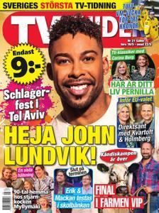 TV-Guiden – 14 maj 2019