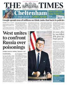 The Times - 16 March 2018
