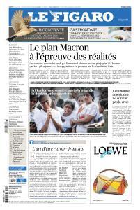 Le Figaro du Samedi 27 et Dimanche 28 Avril 2019
