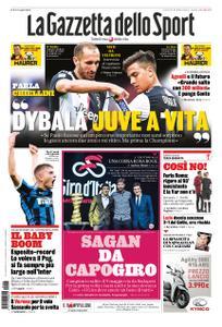 La Gazzetta dello Sport Roma – 25 ottobre 2019
