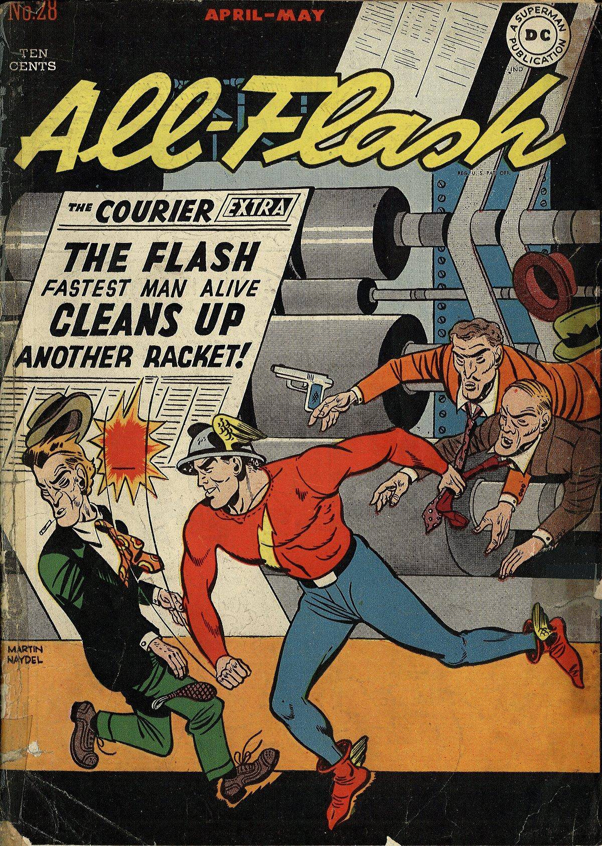 For Whomever - All-Flash 028 cbr