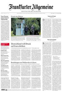 Frankfurter Allgemeine Zeitung F.A.Z. - 14. Januar 2020