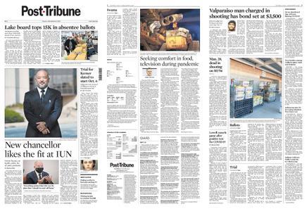 Post-Tribune – September 22, 2020
